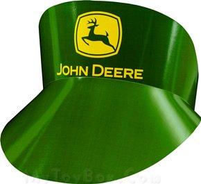 John Deere Party Visors / Favors (8ct)