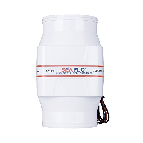 SEAFLO 4 Electric In-Line