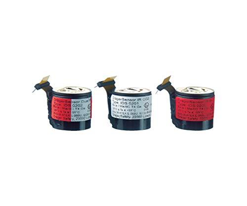 ドレーゲル 赤外線式センサー 可燃性ガス/二酸化炭素 (測定対象ガス:ジエチルアミン) 681196015