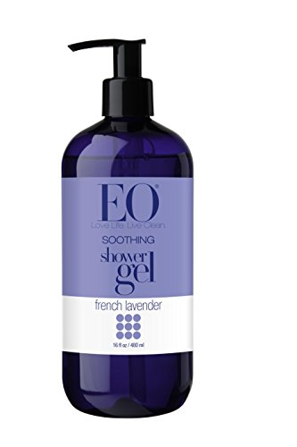 EO Shower Gel, French Lavender, 16-Ounce Bottles (Pack of - Eo Herbal Body Lotion