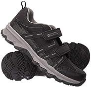 Mountain Warehouse Cannonball Kids Walking Shoes – Hiking Sneakers