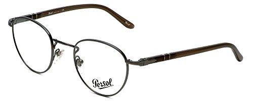 Persol PO2379V 955 Eyeglasses Matte Gunmetal Demo Lens - 140 Persol