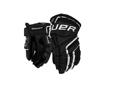 Bauer VAPOR APX2 Glove - Junior - Black/Silver - 10