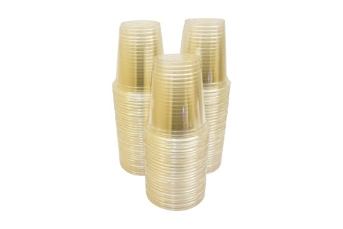 Green Direct Party Cups / 12 Oz. Plastic Party Cups Pack of 100