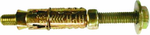 Multi-Colour M10 x 50 mm Set of 2 Pieces Centurion LB1050P Expanding Loose Bolt