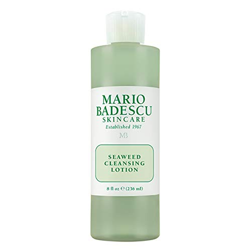 Mario Badescu Seaweed Cleansing Lotion, 8 Fl Oz (Cleansing Lotion)