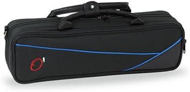 ESTUCHE FLAUTA TRAVESERA REF. 8045 NEGRO Medidas: 39,5x11x7,5cm: Amazon.es: Instrumentos musicales