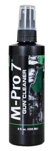 M-Pro 7 Gun Cleaner, 8 Ounce Spray Bottle, Outdoor Stuffs