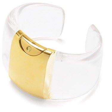 ARMIDA TOUCH Brazelete joya con dispensador de perfume Mod. Basic Ice - Oro