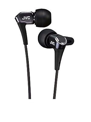 JVC canal type earphone HA-FXH30