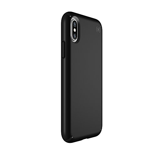 Speck Products Presidio Case for iPhone X, Black/Black