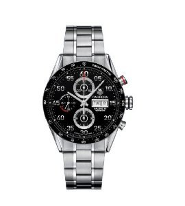 Tag Heuer Cv2a10.ba0796 Carrera - Reloj cronógrafo automático para Hombre: Amazon.es: Deportes y aire libre