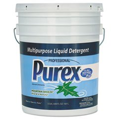 -- Concentrate Liquid Laundry Detergent, Mountain Breeze, 5