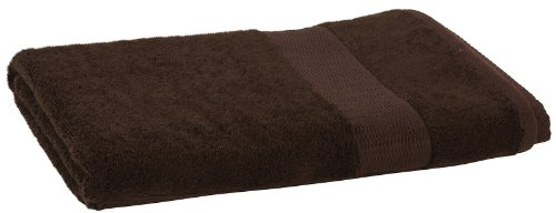 31lWVbp wIL - Bamboo Rayon Bath Towel, Brown
