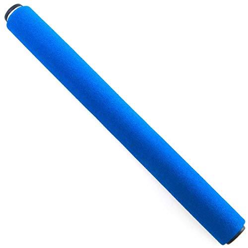 Bastão de Revezamento p/Atletismo Espumado 30cm AX Esportes (Peça) Azul