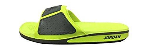 Jordan Hydro 3 Veleno Verde / Nero 630754 303 Taglia 11