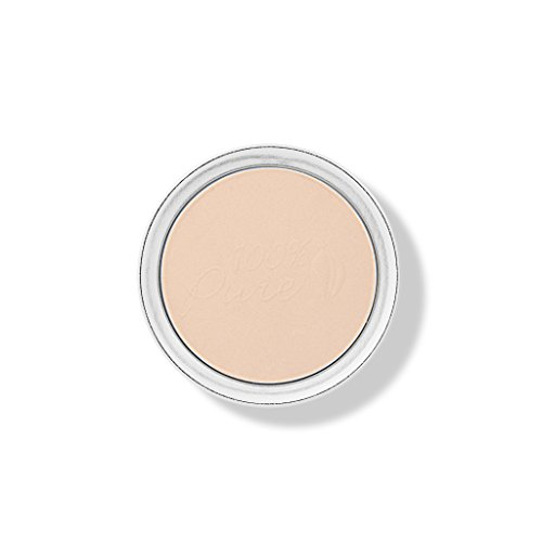100% Pure Healthy Face Powder Foundations with Sun Protectio