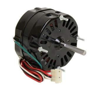 Loren Cook Vent Fan Motor 1/16 hp 1550 RPM 2 Speed 115V # 615054A ()