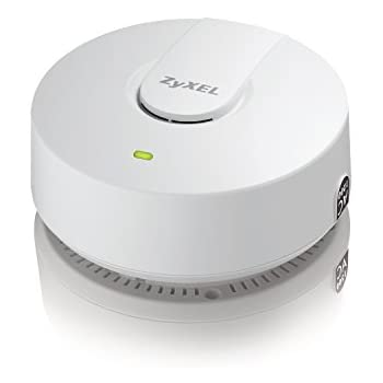 Zyxel WiFi Access Point Dual Band 802.11ac PoE [2x2] Ceiling + Wall mountable [NWA5123-AC]
