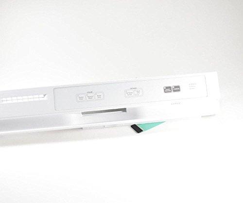 KitchenAid WPW10250008 Control Panel - White
