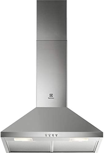 Electrolux LFC316X campana extractora 420 m3/h campana extractora de pared acero inoxidable D: Amazon.es: Grandes electrodomésticos