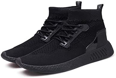 New Fashion soft leisure sports casual running shoes black