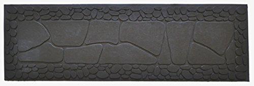 Imports Decor Stone Rubber Step Mat, 33