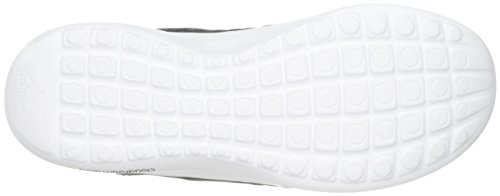 Adidas Performance Mens Cloudfoam Ultra Zen Cross-trener Sko Hvit / Sort / Lys Skarlagen