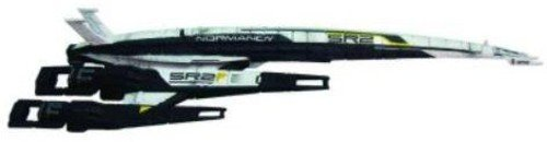 Mass Effect Cerberus Normandy SR-2 Ship Replica Rejects from Studios AUG110056 Accessory Toys /& Games Non-Classifiable Novelty