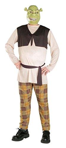 Shrek Costume - Standard - Chest Size 40-44 (Shrek And Fiona Costume)