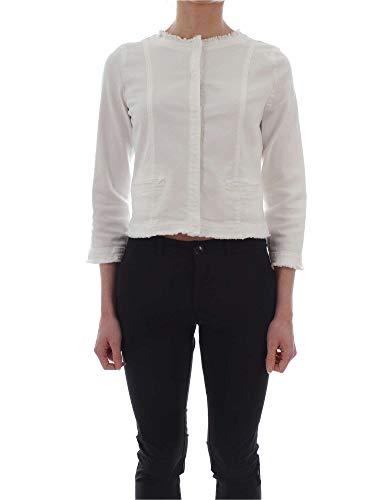 Marella Blazer Bianco Donna Cotone Emme 50411695white rxsdthQC