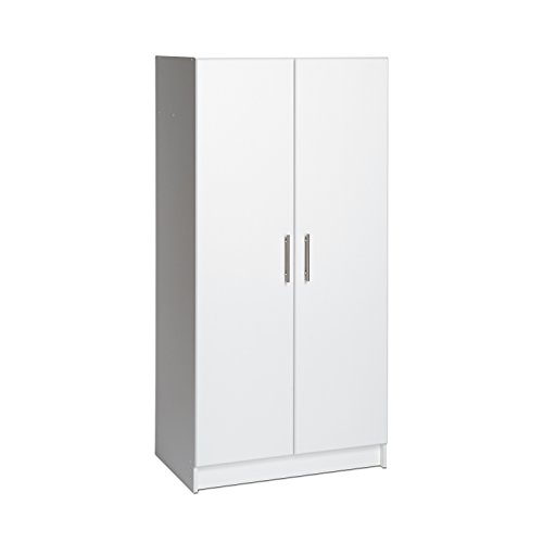 Storage Wardrobe Closet - Prepac Elite 32