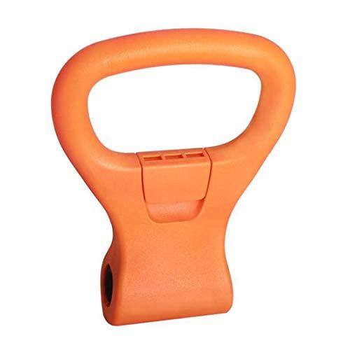 Kettlebell Grip, verstelbare draagbare Travel Workout accessoire, domoorgewicht Clip voor voor Gym Gewichten Bag…