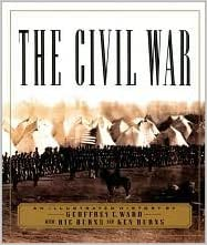 Book The Civil War 1st (first) edition Text Only