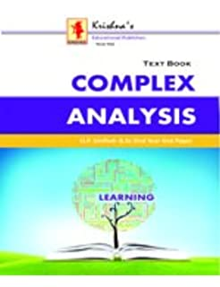 Amazon in: Buy Complex Analysis Book Online at Low Prices in