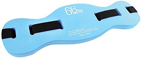 66fit Aqua Auftriebs Schwimmgürtel, Groß, BP-SAA-03-L
