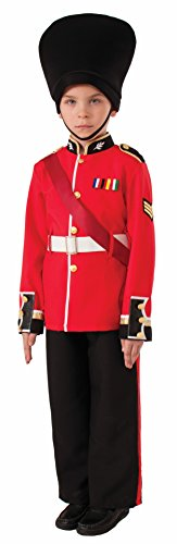 Forum Novelties Palace Guard Child Costume, (Guard Costume)