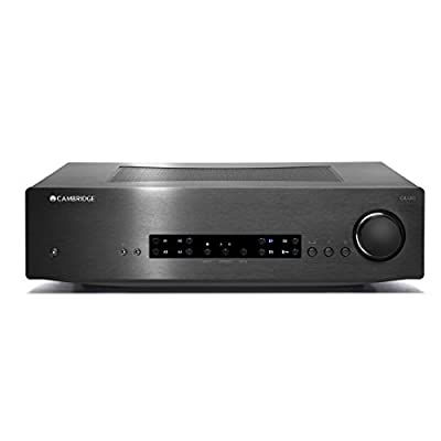 Cambridge Audio CXA80 Integrated Amplifier (Black) from Cambridge Audio