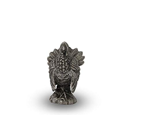 - Vagabond House Pewter Turkey Place Card Holder/Cheese Markers 1.75