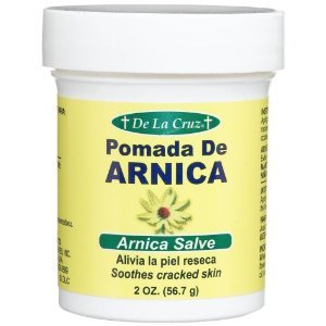 Arnica Salve Ointment - Pomada de Arnica - De La Cruz