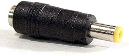 Power Tip DC Barrel Plug Changer Adatper 5.5mm 2.5mm Female to 5.5mm 1.1mm Male