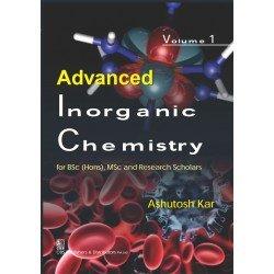 Download Advanced Inorganic Chemistry Vol 1 For Bsc (Hons) Msc And Research Scholars (Pb 2017) pdf epub