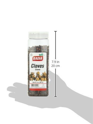Badia Spices inc Spice, Cloves Whole, 12-Ounce (Pack of 3) by Badia (Image #1)