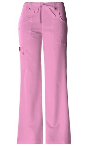 Pant Cordón Stretch Mujer Leg Rosa Xtreme De pink Dickies Flare Fit La Opal fYwz4nqAx