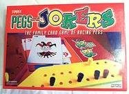 Pegs and Jokers; the Family Card Game of Racing Pegs