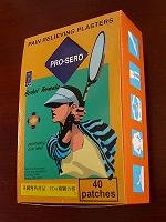 Pro-Sero Pain Relief Plasters, Small patch x 40 by Prosero.US