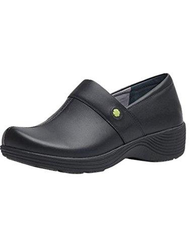 Naot Footwear Womens Cymbal Sandal Black Leather j9sXc