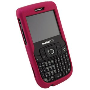 Icella FS-SAR360-RPI Rubberized Hot Pink Snap-On Cover for Samsung Freeform II R360