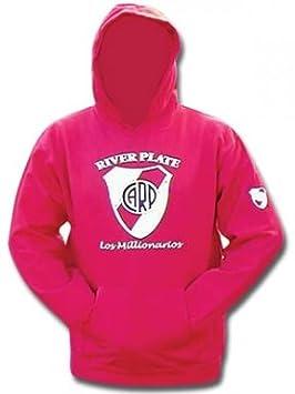 River Plate Crest sudadera con capucha-camiseta Talla:L 44-48 (112-122cm): Amazon.es: Deportes y aire libre