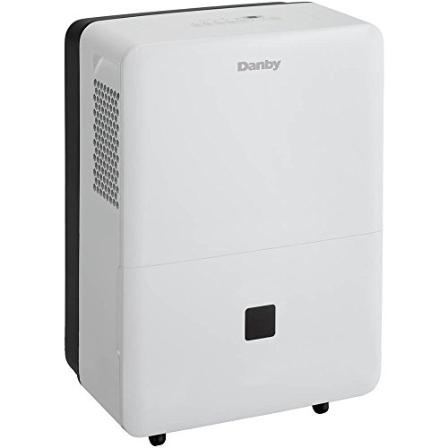 Danby DDR060BDWDB Energy Star 60 pint Dehumidifier by Danby
